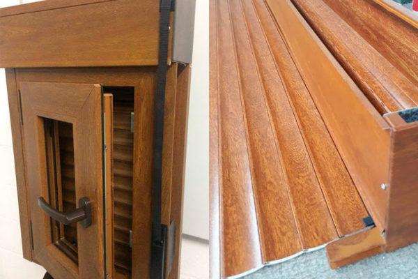 Cajón compacto Interior